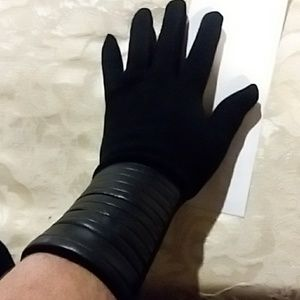 Ladies long texting gloves